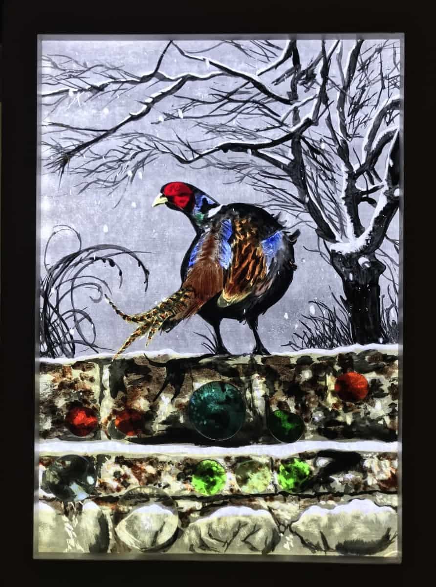 Hunworth Winter Pheasant