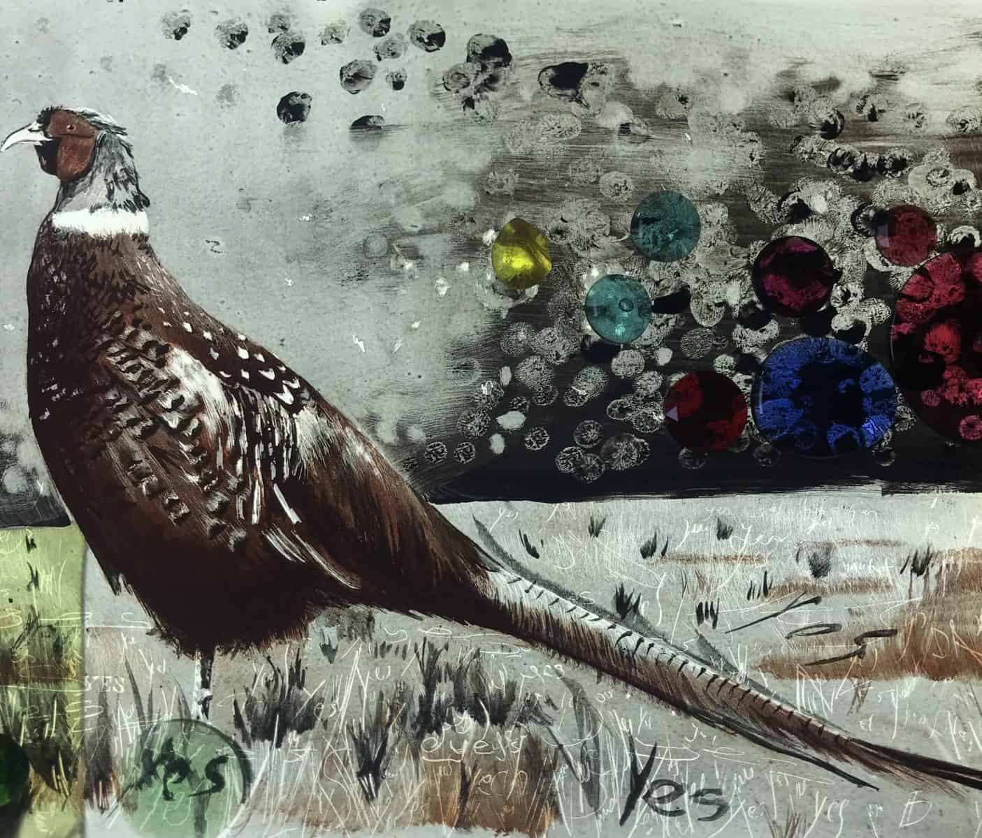 Pheasant Yes
